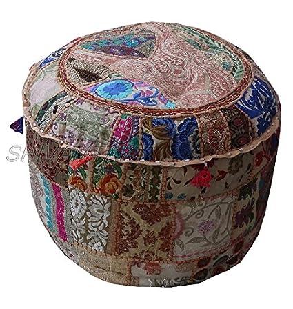 Relleno hecho a mano indio tradicional decorativo lentejuelas ...