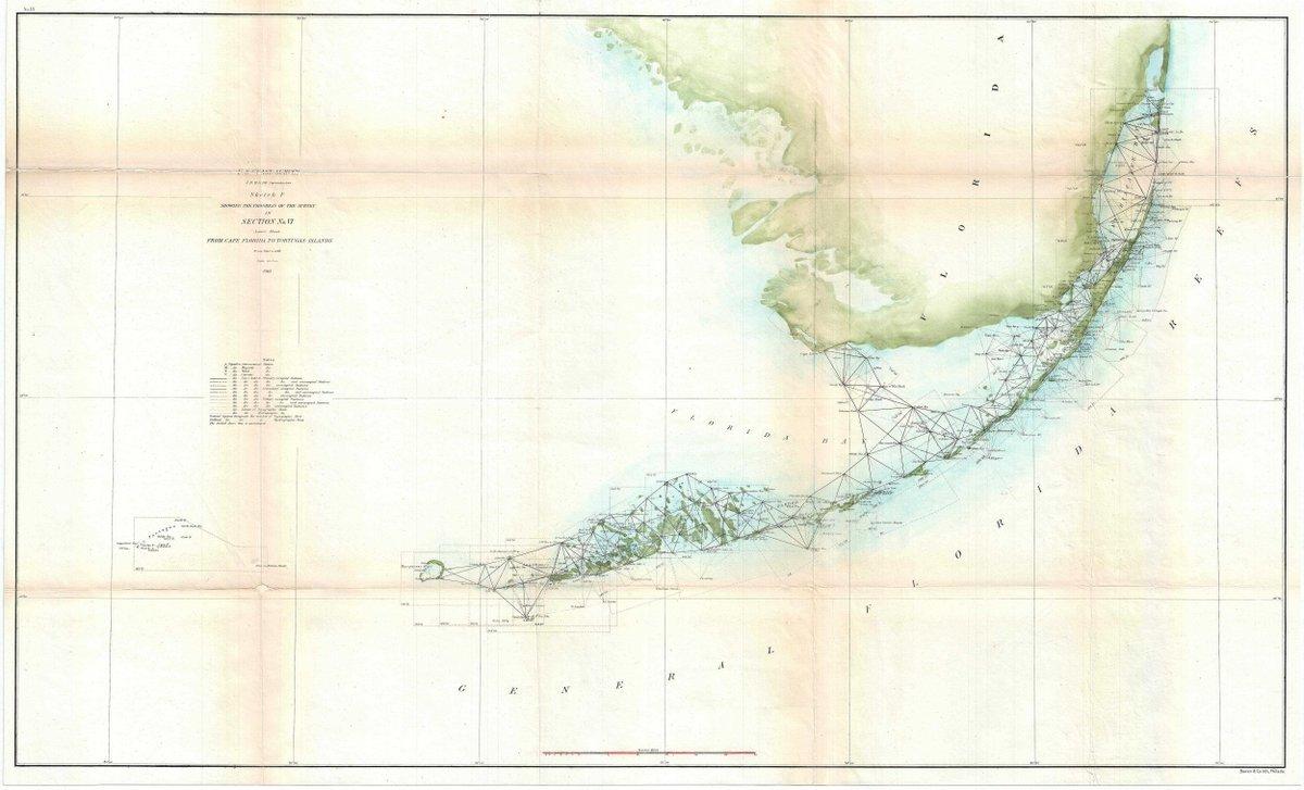 Amazon.com: historic pictoric Historical 1861 U.S. Coast ...