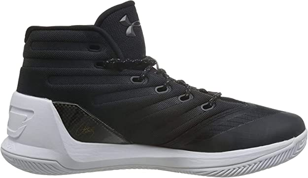 3. Under Armour Men's Curry 3 Basketball Shoe