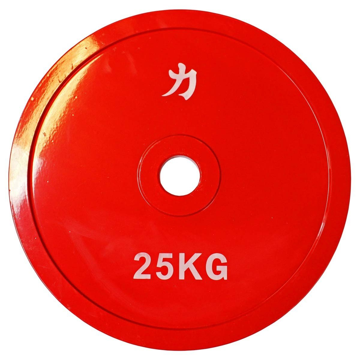 Strengthshop Olympic Extra Dünne Competition Style Stahlscheibe, 10 kg - 25 kg