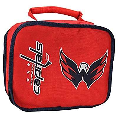 NHL Team Logo Sacked Lunch Box