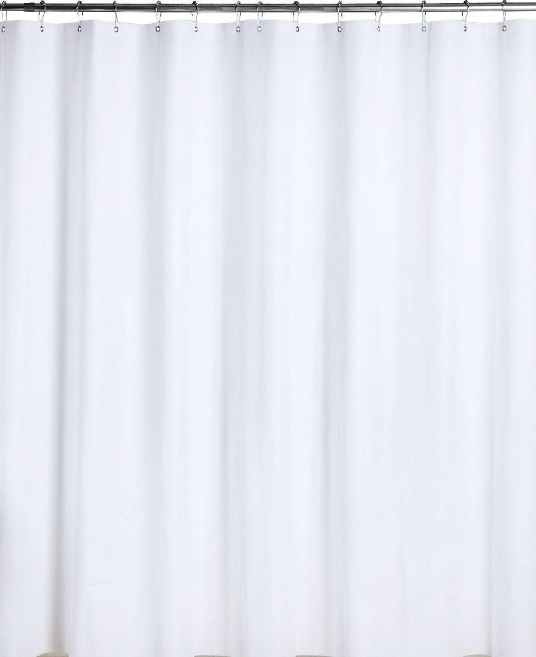 Amazon.com: Utopia Bedding Premium Mildew Resistant PEVA Shower ...