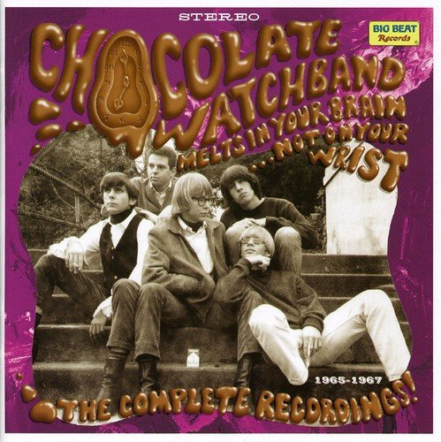 Melts In Your Brain...Not On Your Wrist! The Complete Recordings 1965-1967 Chocolate Watch Band