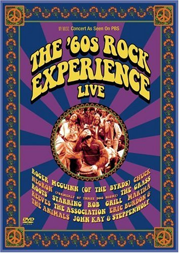 The '60s Rock Experience Live by Shout! Factory