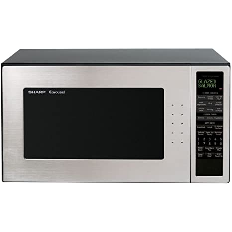 Amazon.com: Sharp r-530es 2-cubic-foot 1200-watt Microondas ...
