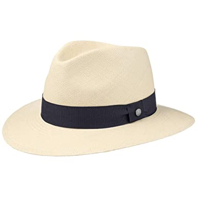 315a04c56f6db Lierys The Sophisticated Panama Hat Traveller (XXL (63-64 cm) - Nature