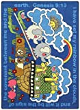 Faith Based Rainbow's Promise Kids Rug Rug Size: 10'9'' x 13'2''