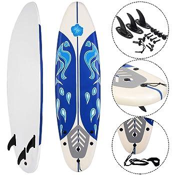 Giantex 6' Funboard Surfboard