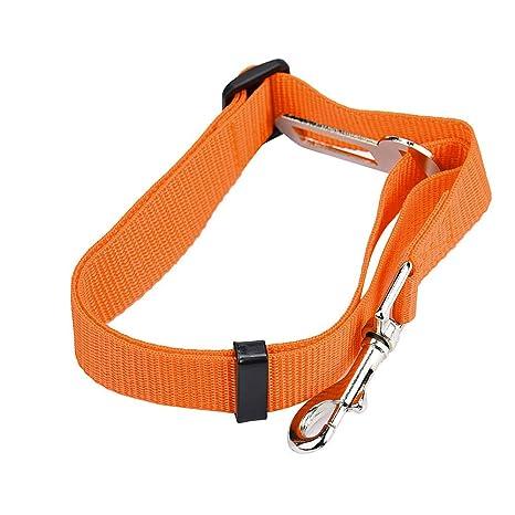 OGGID Cinturón de Seguridad para Perros Correa Coche Ajustable ...