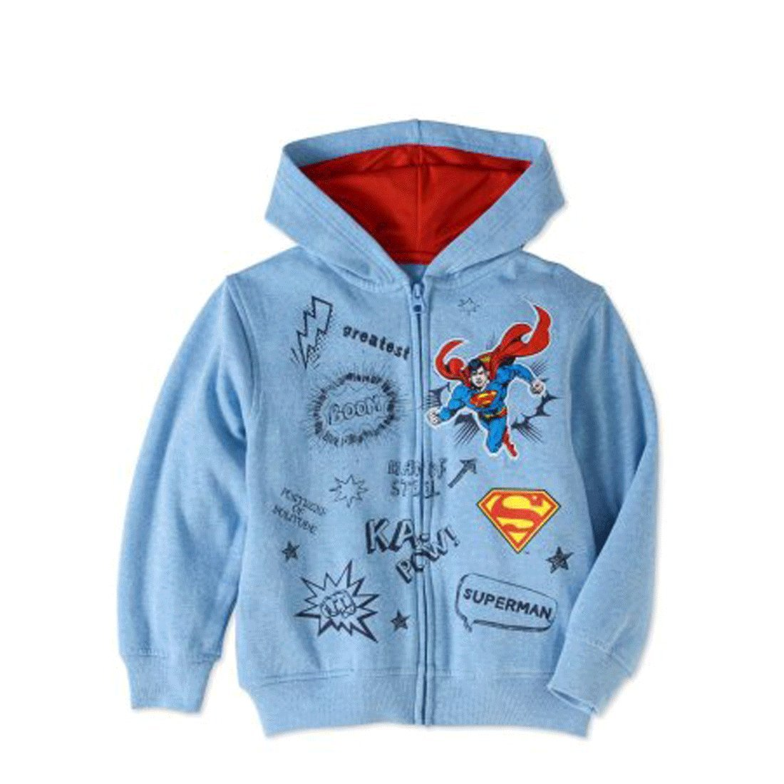 superman Little Boys Jacket 7