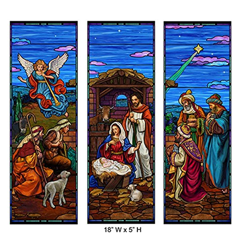 Nativity Glass - 6