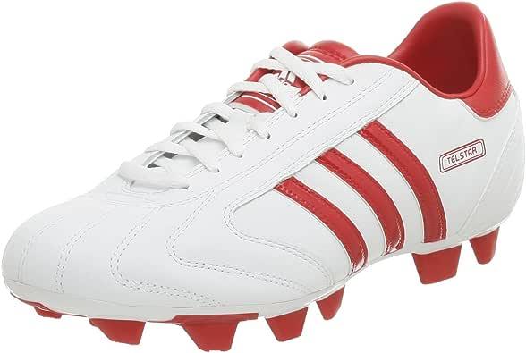 Adidas Telstar SG Botas de fútbol para Hombre, Blanco