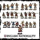 English Nationality Starter Set