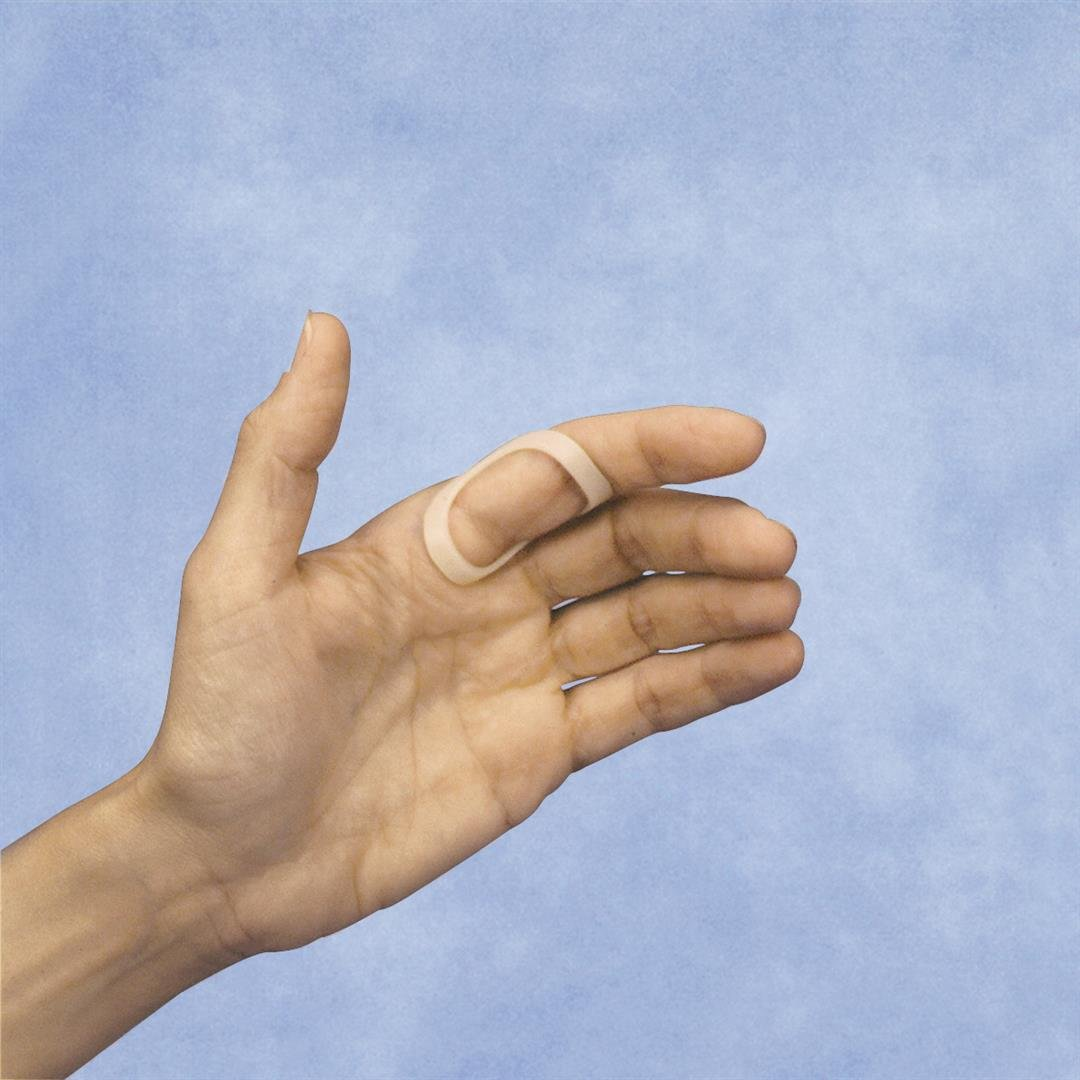 Oval 8 Finger Splints - Size 14 (Pack of 5) by Patterson Medical (Image #2)
