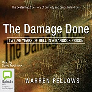 The Damage Done Audiobook