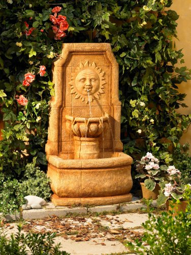 sun and stone fountain Mon to sat 7a to 5p & sun 8a to 4p account login  natural stone browse  category red pot pottery & garden ornaments browse category fountain  image.