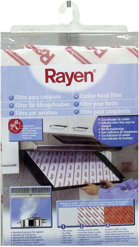 Rayen 6318 - Filtro Universal para Cualquier Tipo de Campana, 57 x ...