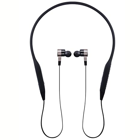 KEF Porsche Design Motion One - Auriculares In-Ear, Bluetooth, Color Negro