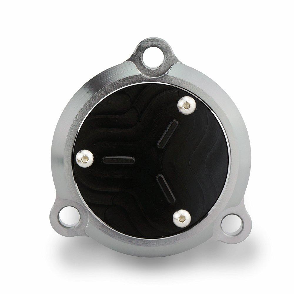 Heinmo CNC En Aluminium Cadre Trou Couvercle Avant Arbre Dentra/înement Couvercle Garde Protecteur Accessoires Pour Tmax 530 2012-17