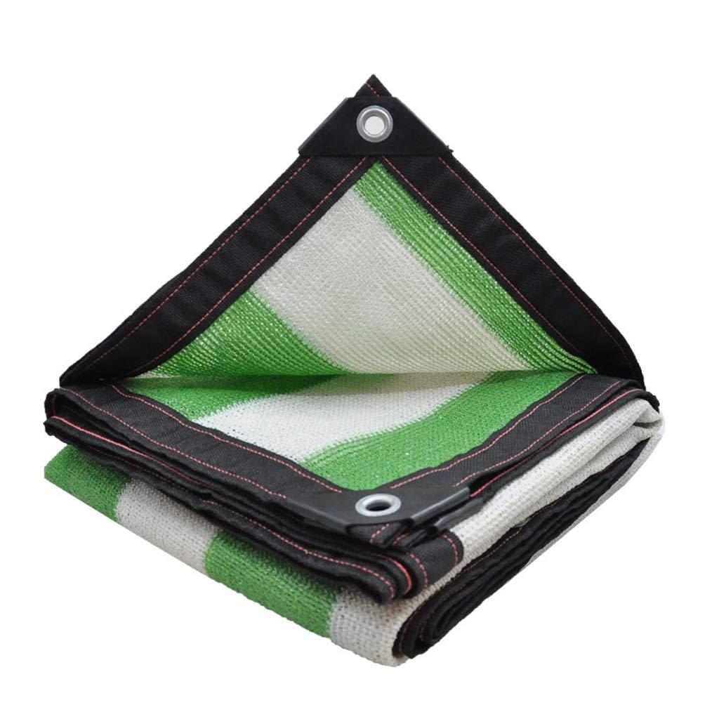 Lixin Rete per l'ispessimento per Esterno a Rete ad Alta densità in polietilene ad Alta densità (colore   bianca verde, Dimensioni   3M×6M)