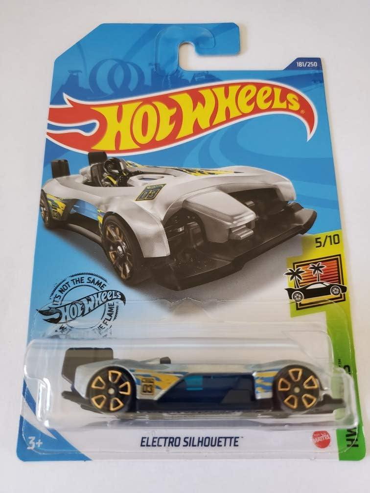 2020 Hot Wheels Exotics Electro Silhouette 181