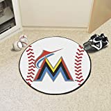 MLB - Florida Marlins Baseball Rug
