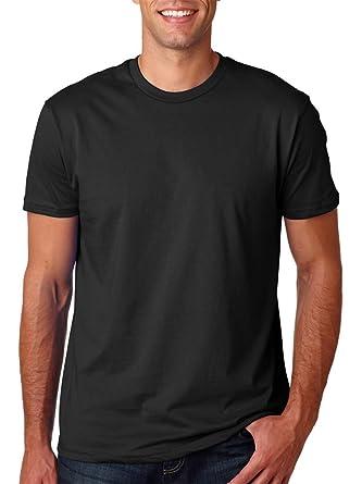 0730e167 Amazon.com: Hanes 4.5 oz., 100% Ringspun Cotton nano-T T-Shirt (4980 ...
