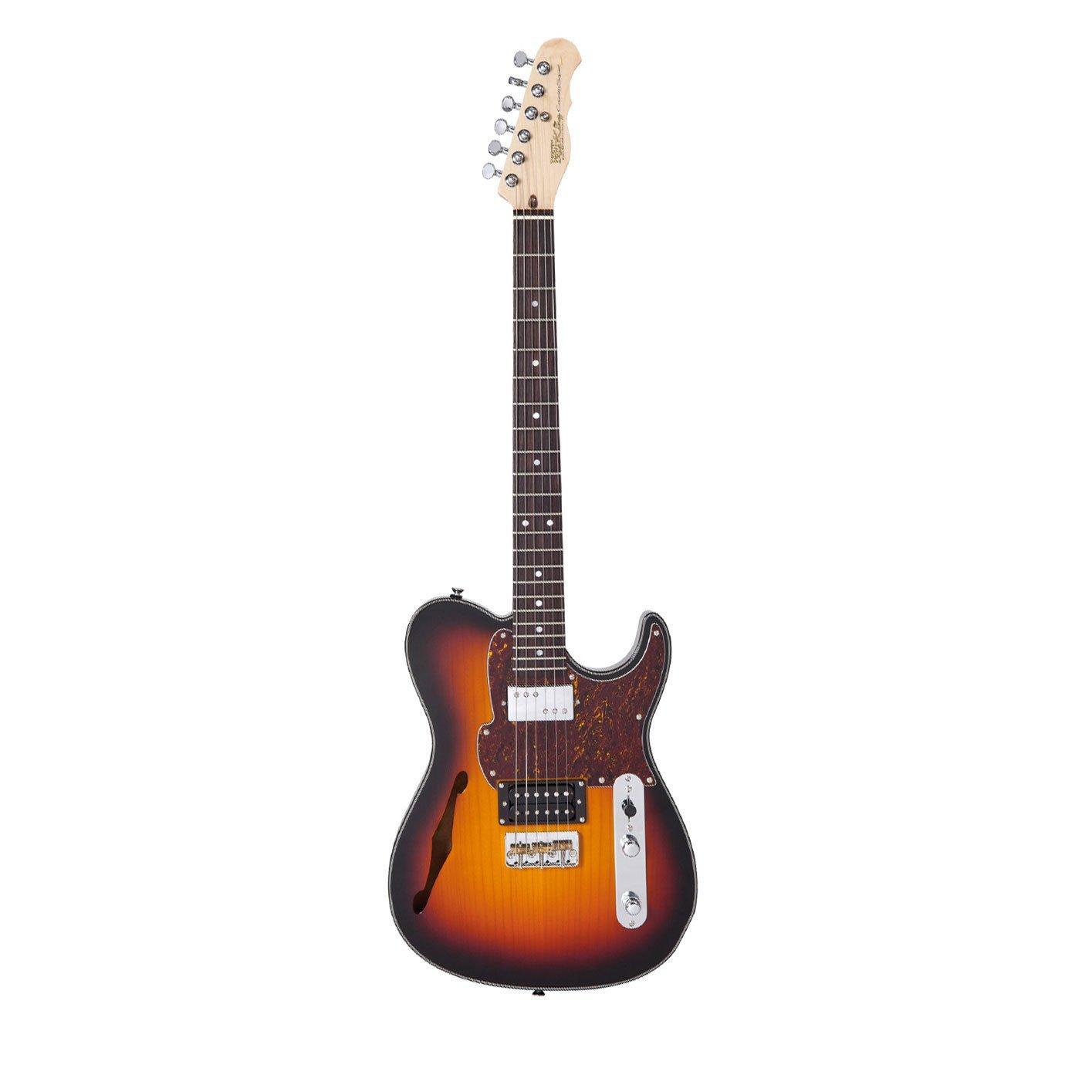 fret-king Country Squire semitono guitarra eléctrica - ráfaga de original Classic: Amazon.es: Instrumentos musicales