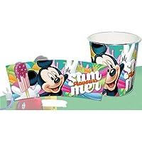 Papelera plastico de Mickey Mouse