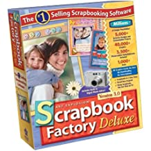 Nova Scrapbook Factory Deluxe 3.0 [OLD VERSION]