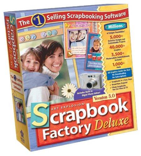 (Nova Scrapbook Factory Deluxe 3.0 [OLD VERSION])