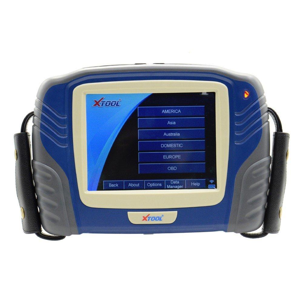 Xtool PS2 GDS Gasoline Version Professional Auto Key Programming Oil Reset Car Diagnostic Tool