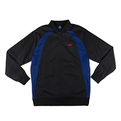 9f075b783daf56 Image Unavailable. Image not available for. Color  Air Jordan Wings Track  Jacket 872861 010 Black Varsity ...