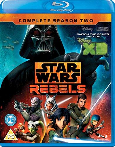 Star Wars Rebels Season 2 [Blu-ray] [UK Import]