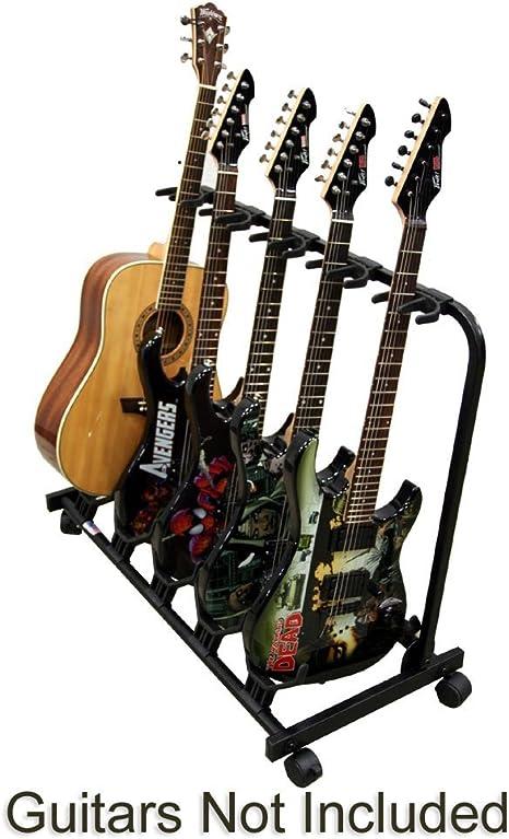 Guitarra 5 carrito soporte Pro Audio etapa, Studio o pantalla de ...