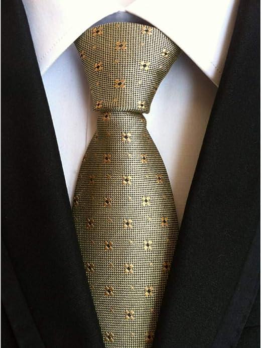 AK Corbata Nuevos corbatas para hombre Diseñador personalizado ...