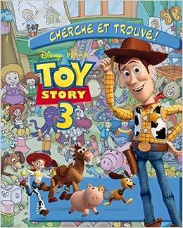 Amazon Fr Toy Story Cherche Et Trouve Walt Disney Livres