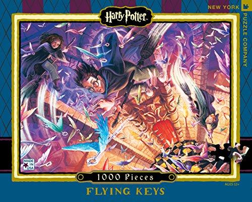 1000 piece puzzles harry potter - 2