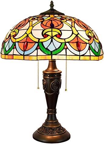 Tiffany Table Lamp: Amazon.co.uk: Lighting
