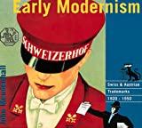 Early Modernism, John Mendenhall, 0811812839