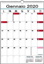 Calendario Borsa Americana 2020.Amazon It Calendari It