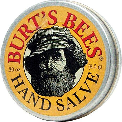 Burt's Bees Mini Hand Salve 0.30 oz (Pack of 4)