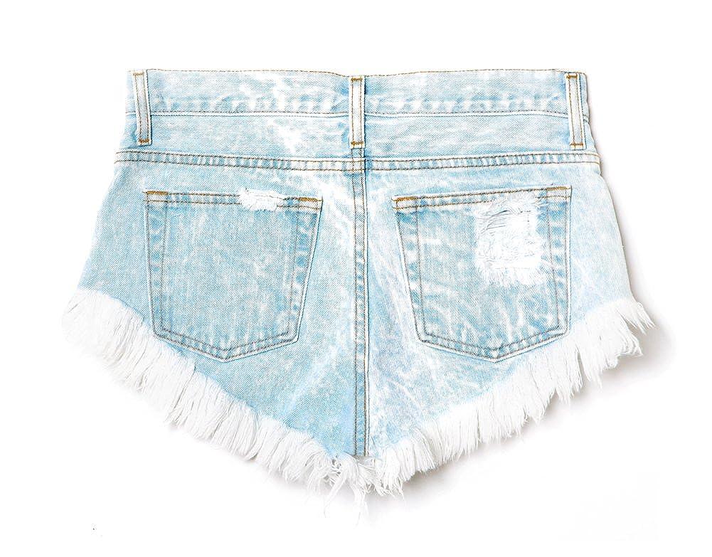 Amazon.com: runwaydreamz Runaway pantalones cortos de la ...