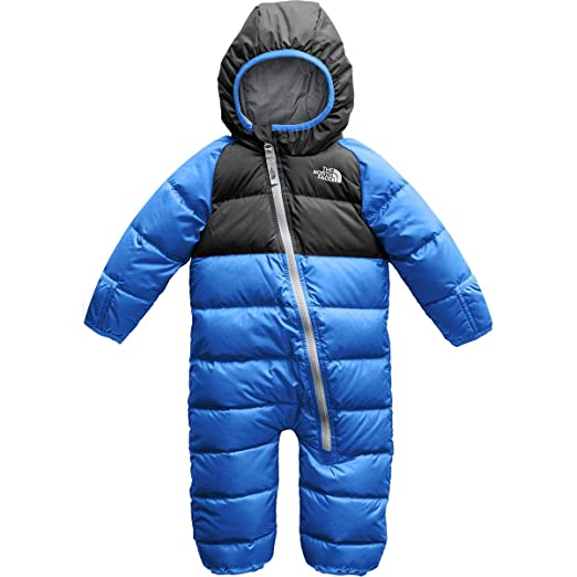 e05e38229b4b Amazon.com  The North Face Infant Lil  Snuggler Down Suit- Turkish ...