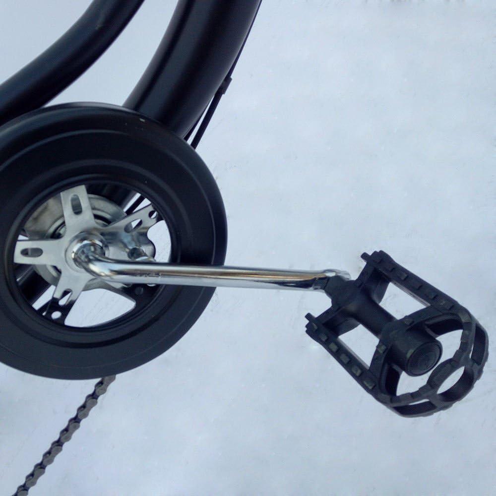 LianDu V/élo de Croisi/ère en Tricycle pour Adulte /à 24 Vitesses avec 3 Roues Dor/é 24 Vitesses Dor/é pour Vieux