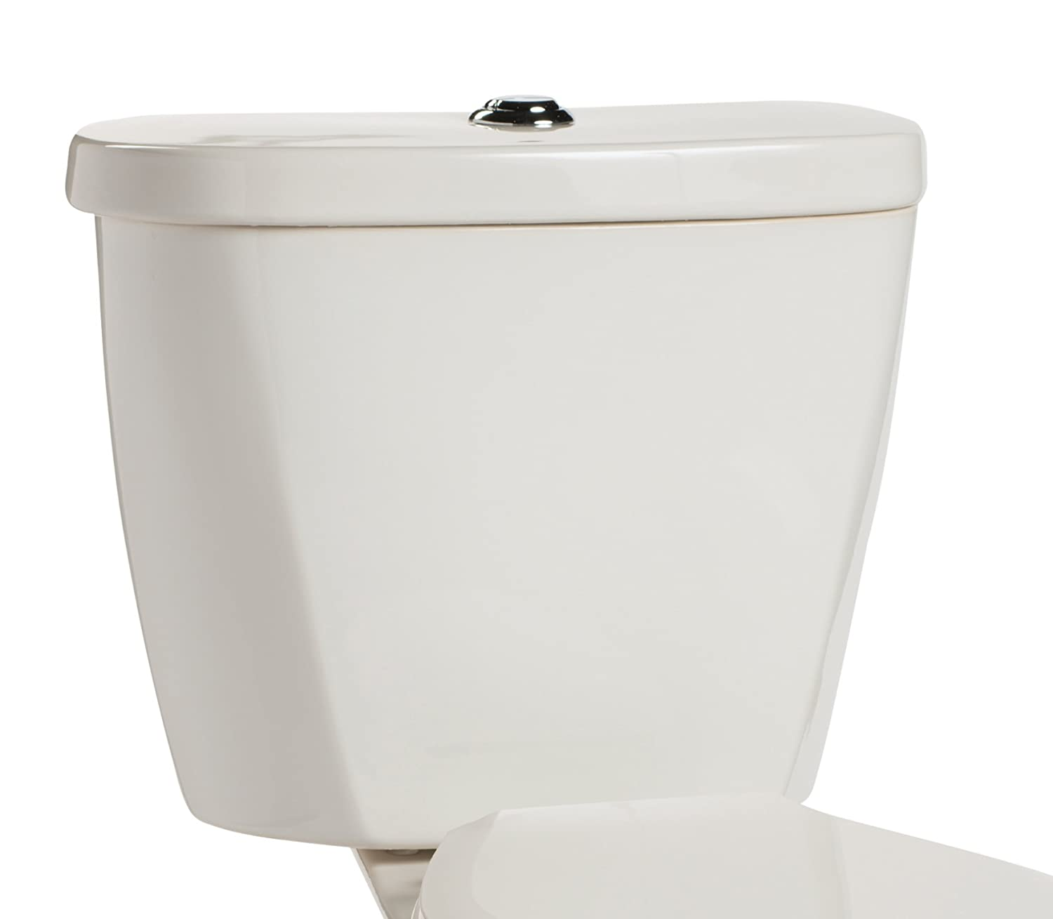 Mansfield Plumbing 3386 Summit Dual (Toilet Tank ONLY), White