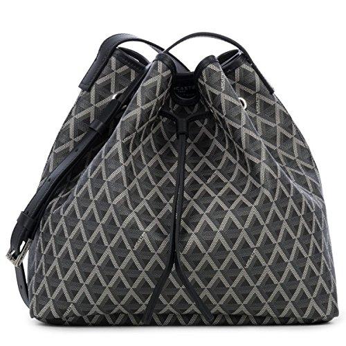 LANCASTER grand sac bourse IKON 418-02 - GALET