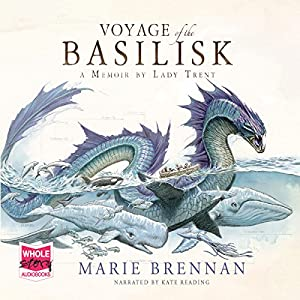 Voyage of the Basilisk Hörbuch