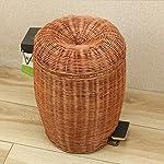 DUOER-HOME-Basura-y-Reciclaje-Papeleras-Tejido-de-Mimbre-de-bambu-Doble-Cubo-de-Basura-bano-Basura-Basura-Dormitorio-Sala-de-Basura-Cubos-de-Basura-tamano-3l-a