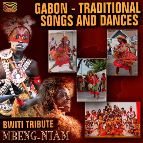 Gabon: Traditional Songs & Dances Bwiti Tribute, used for sale  Delivered anywhere in USA